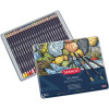 DERWENT STUDIO PENCILS Tin 24 Assorted