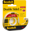 SCOTCH 137 DOUBLE SIDED TAPE 12.7mmx11.4m & Dispenser