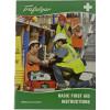 TRAFALGAR FIRST AID BOOKLET TFA First Aid Booklet