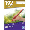 Sovereign Exercise Books A4 8mm Ruled 192pg