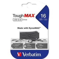 Verbatim Toughmax USB Drive USB 2.0 16GB