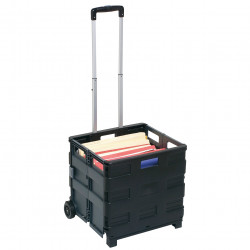 Marbig Trolley Storage Collapsible 25kg Capacity