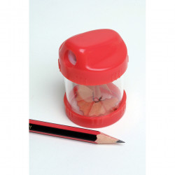 MARBIG BARREL PENCIL SHARPENER 1 HolePlastic