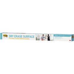 Post-it Super Sticky Dry Erase Surface 1200x900mm Roll